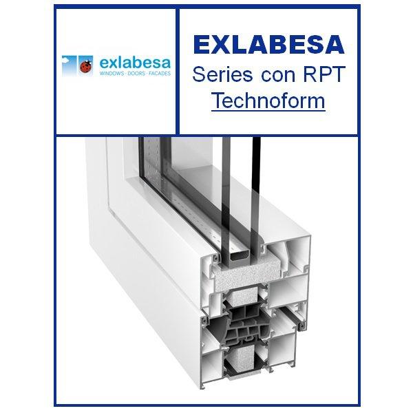 Exlabesa RS-77CE RPT Technoform