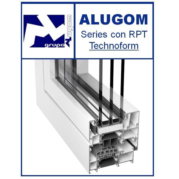 Alugom ALG-75 / ALG 65 RPT Techn