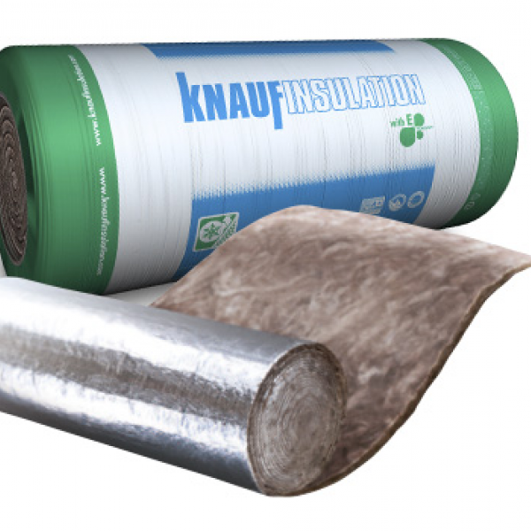 Manta Aluminio (TI 312) - Knauf