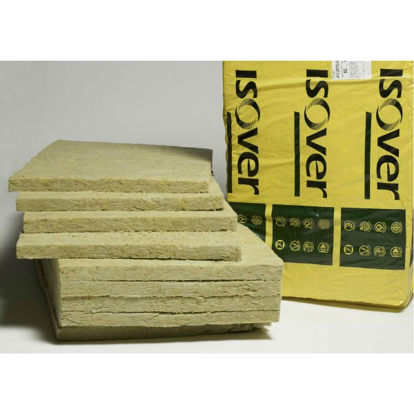 Lana mineral isover acustilaine - Precio lana mineral ...