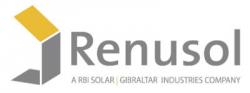 Logo Renusol ( Fabricante) ,Suministros Orduña, S.L.  (Distribuidor)