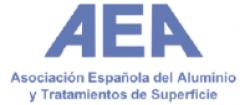 Logo AEA - Asociación Española del Aluminio y Tratamientos de Superficie
