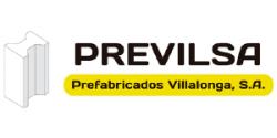 Logo Prefabricados Villalonga, S.A.