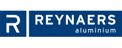 Logo Reynaers Aluminium, S.A.