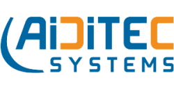 Logo Aiditec Systems, S.L.