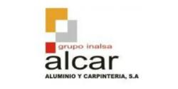 Logo Aluminio y Carpintería S.A. – Alcar