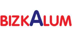 Logo Bizkaina de Aluminio, S.L.. - Bizkalum