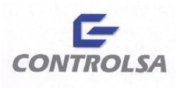 Logo Controlsa, S.A.