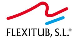 Logo Flexitub, S.L.