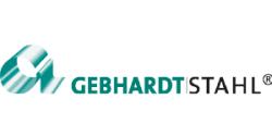 Logo Gebhardt Stahl GmbH