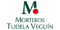 Logo Morteros Tudela Veguín, S.A.