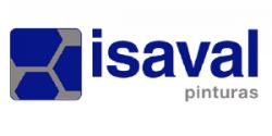 Logo Pinturas Isaval, S.L.