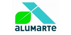 Logo Aluminios Martinez Aso, S.A. - Alumarte