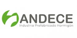 Logo ANDECE - Asociación Nacional de la Industria del Prefabricado de Hormigón