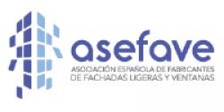 Logo ASEFAVE - Asociación Española de Fabricantes de Fachadas Ligeras y Ventanas