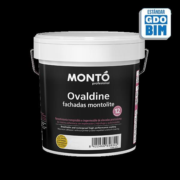 Ovaldine Montolite Acqua