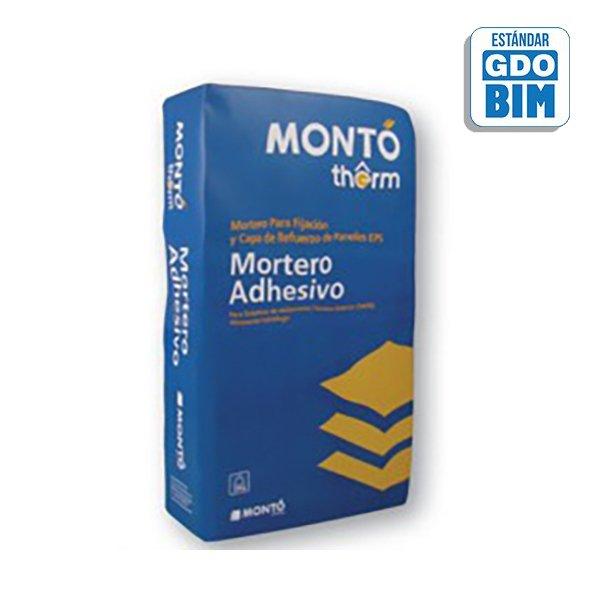 MONTÓ therm Mortero Adhesivo