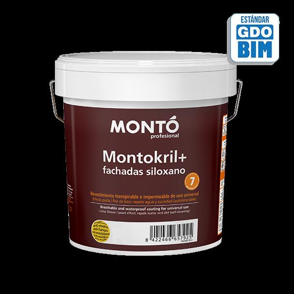 Montokril + Siloxano