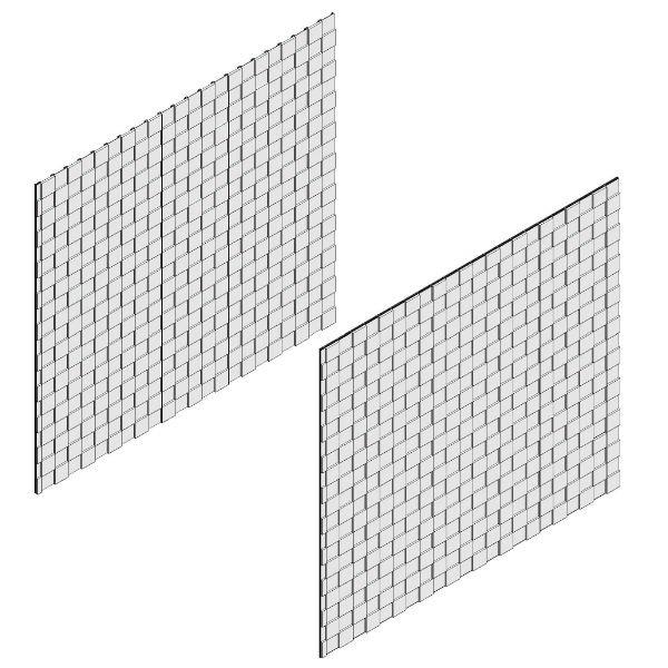 Revestimiento modular Serastone