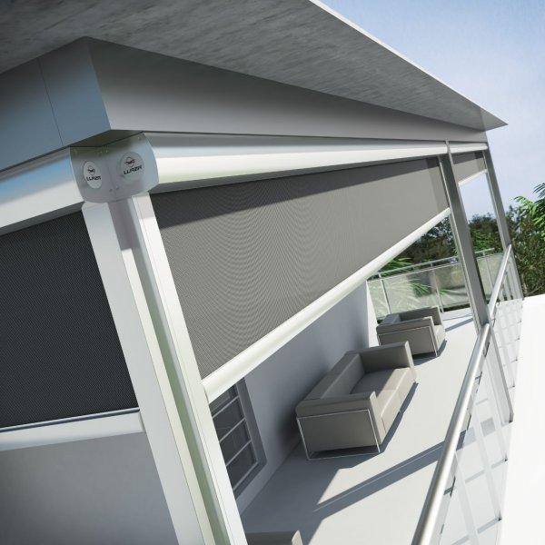 Sistema vertical con cofre BIP-S
