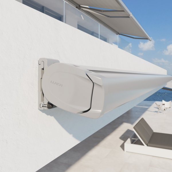 STORBOX-400 Cassette awning with invinsible arms