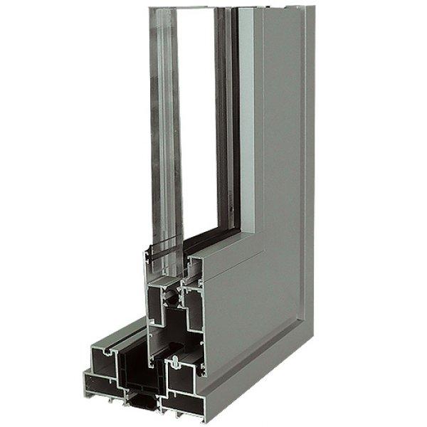 Ventana Corredera -  Aluminios M