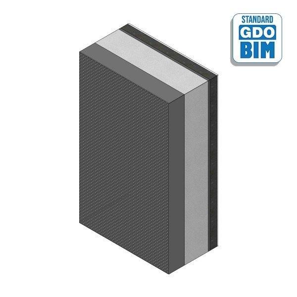 bim objects build in wood Betonk