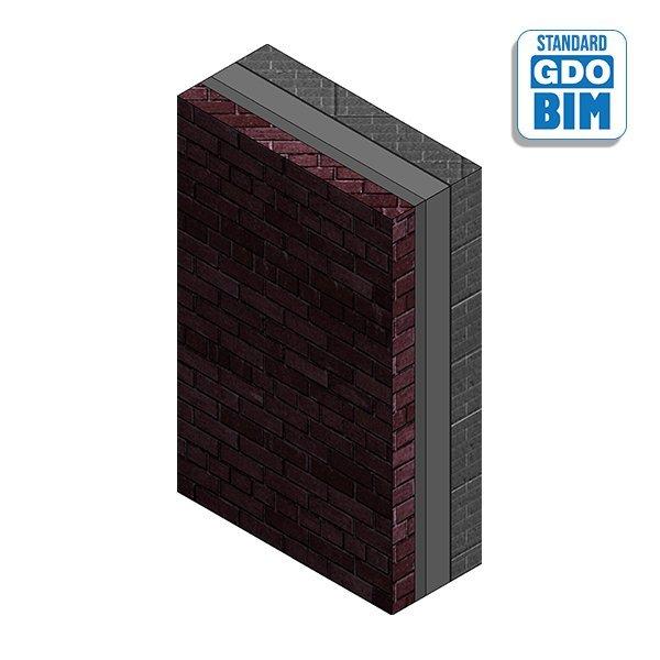 Typisches Mauerwerk / Blockwork