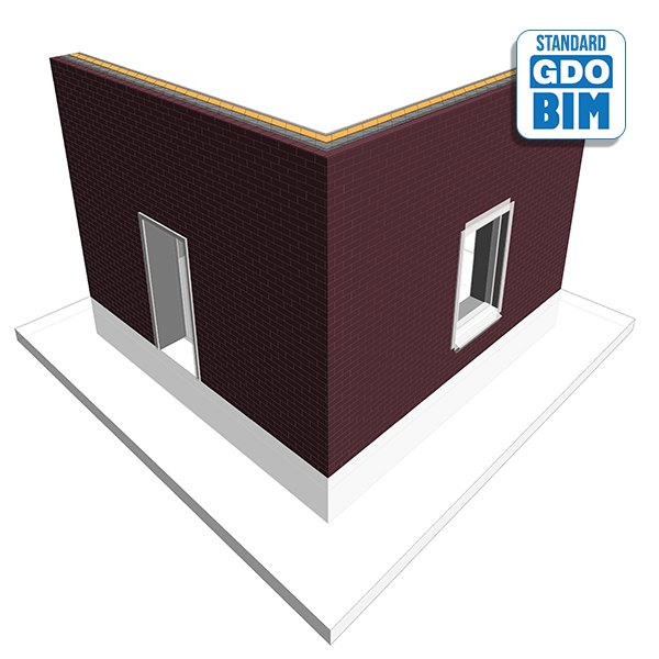 Exterior Masonry/CLT Wall to Res