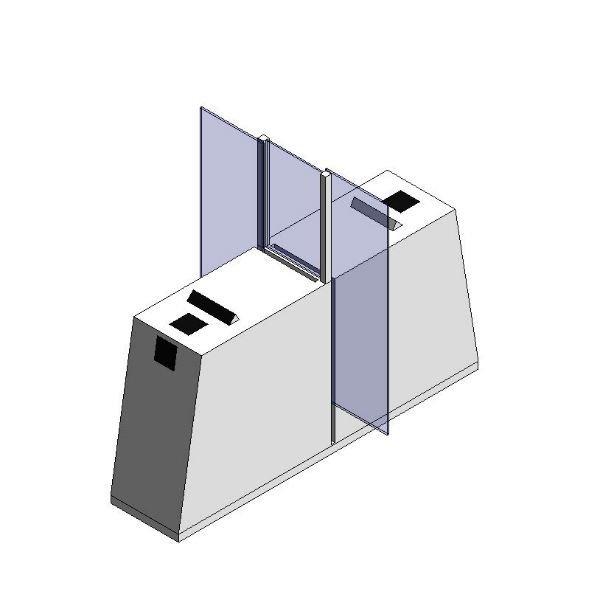 Puerta automática Acceso PAR 900