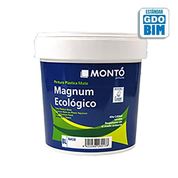 Pintura plástica Magnum Ecológic
