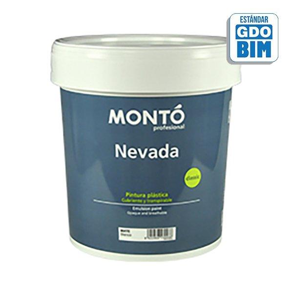 Pintura plástica Nevada Blanco