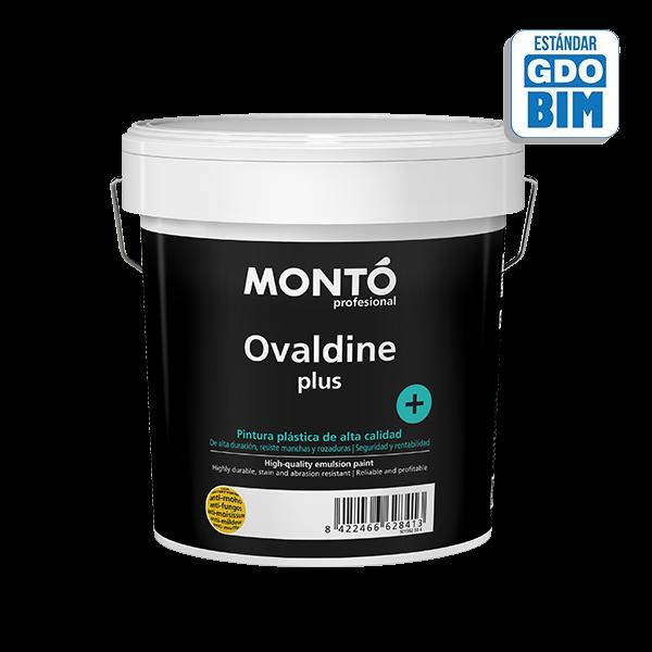 Pintura plástica Ovaldine+