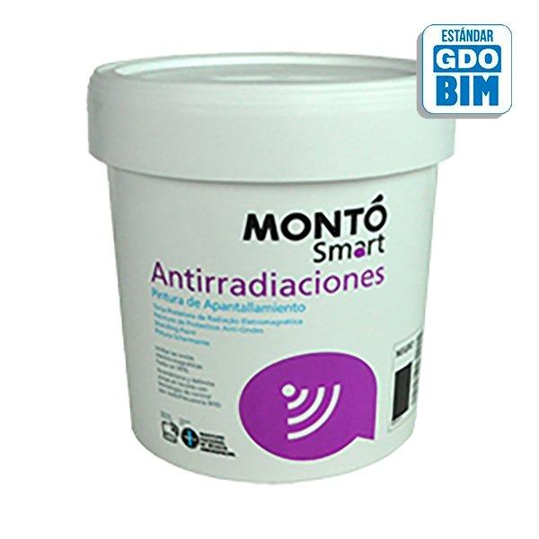 Pintura plástica Smart Antirradi