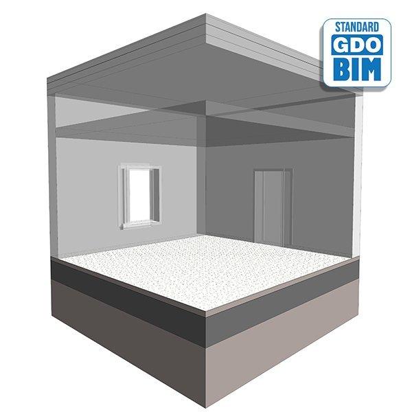 Forsterket betongplate (utbedrin