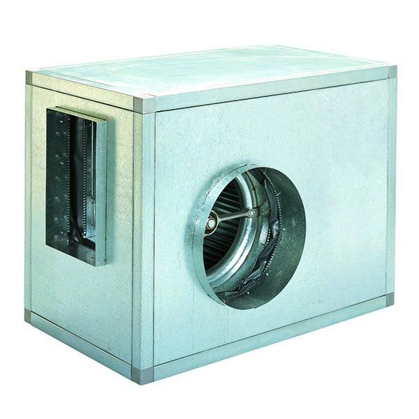 CVST_H- Cajas de ventilación - S