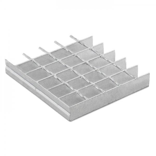 Electrowelded Grating with twist