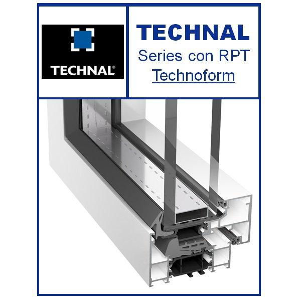 Soleal FY75 Technal RPT Technofo