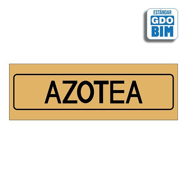 Señal Azotea, Dorada y Glasspack
