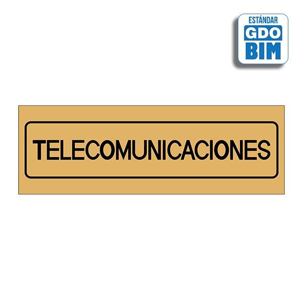 Señal Telecomunicaciones Dorada,