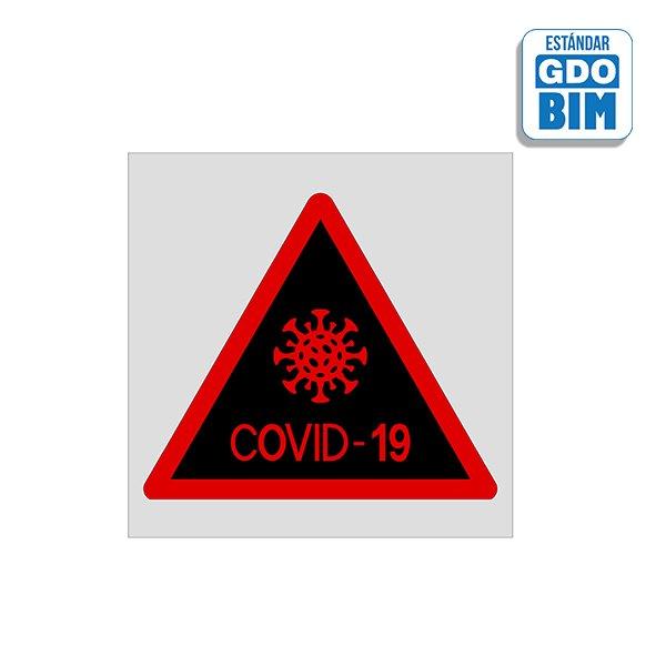 Señal Coronavirus - Atención Cov