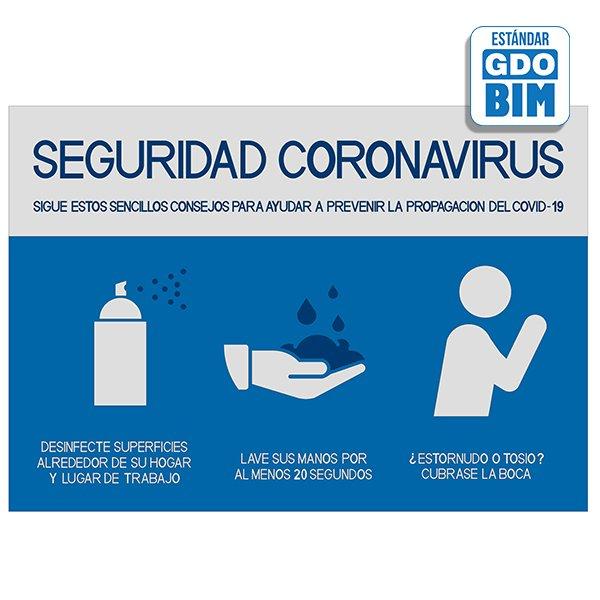 Señal Coronavirus - Consejos