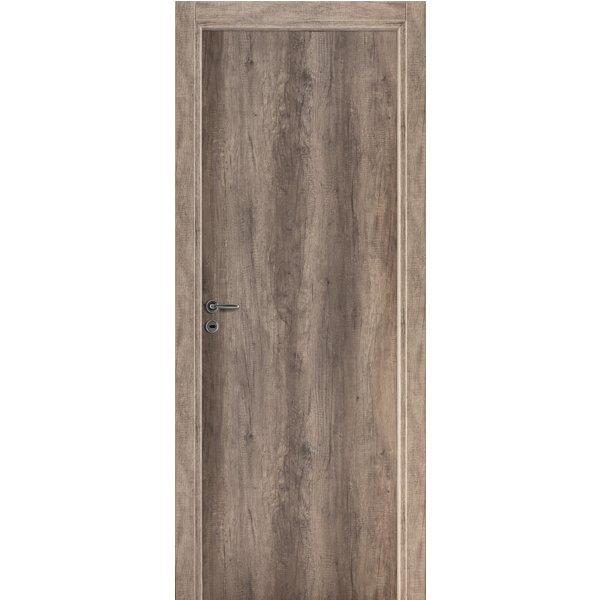 puerta-interior-madera-nogal-tek