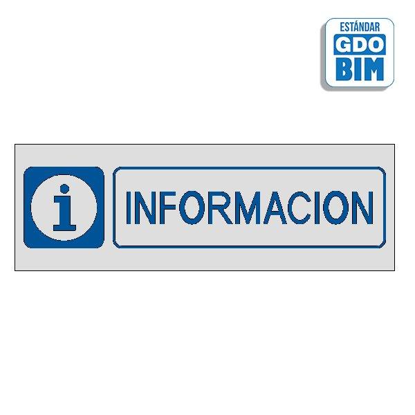 Señal de información