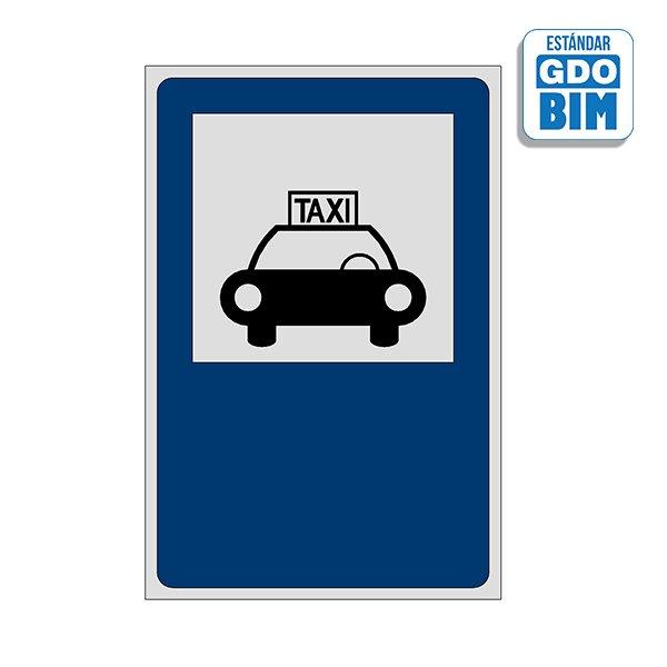 Señal Taxi