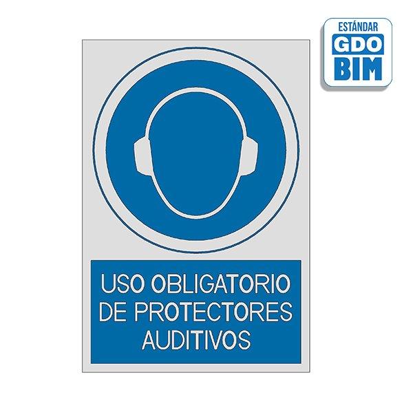 Señal Uso obligatorio de protect