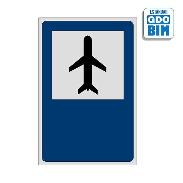 Señal Aeropuerto