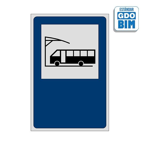 Señal Terminal de omnibus