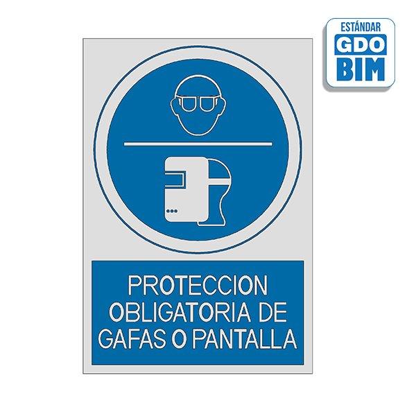 Señal Protección obligatoria de