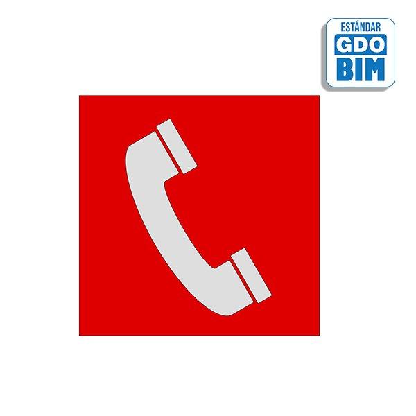 Señal Teléfono a utilizar en cas